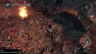 [PS4] Nioh - 3 mins of gameplay early on