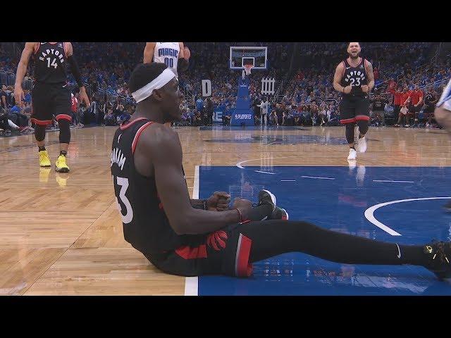 Ross Half Court 3! Siakam 30 Pts Game 3 vs Magic! 2019 NBA Playoffs