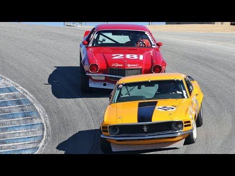 LIVE! Day 2 - 2017 Rolex Monterey Motorsport Reunion1
