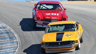Replay! Day 2 - 2017 Rolex Monterey Motorsport Reunion1