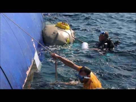 Sea Help - Sailing Yacht Salvage at Kornati Islands