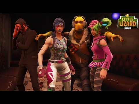RAPTOR'S DATING GUIDE FOR NOOBS! - Fortnite Short Film