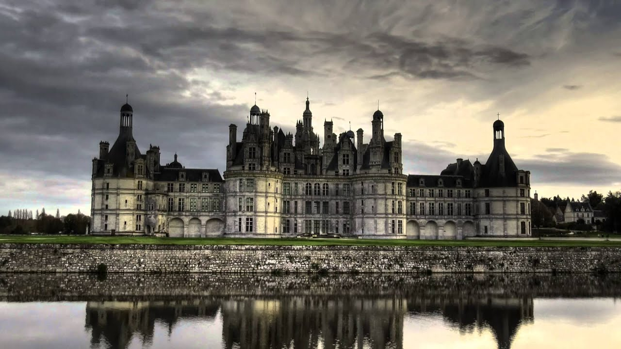 Time Lapse Château De Chambord Ultra Hd 4 K