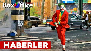Joker, The Batman, Breaking Bad filmi, Face/Off yeniden... Box Office Türkiye'den Haberler