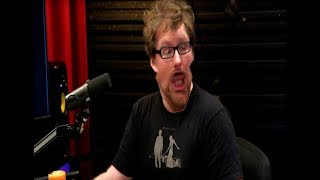 Justin Roiland tries to talk about The Zoo level on the H3 Podcast