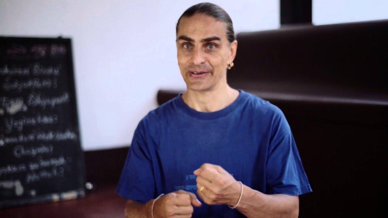 Petri Räisänen - Journey from folk healing to Yoga