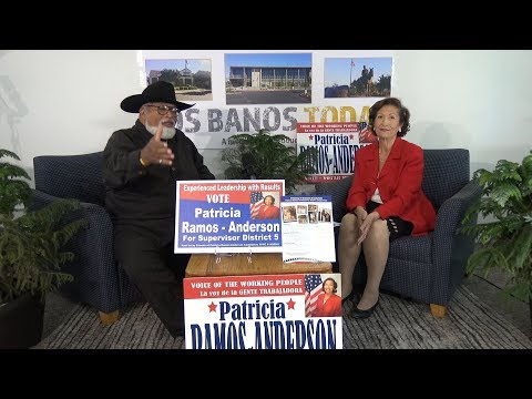 Interview with Patricia Ramos for Merced County District 5 Supervisor