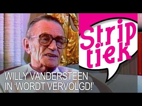 Willy Vandersteen in 'Wordt vervolgd!'