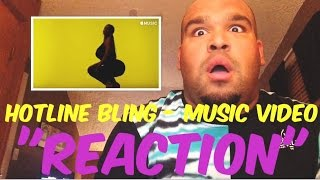 One of Dante D'Angelo's most viewed videos: Drake - Hotline Bling Music Video REACTION