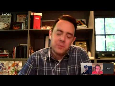 Colin Hanks And Sean Stuart Chat About The New Documentary 'All Things Must Pass'