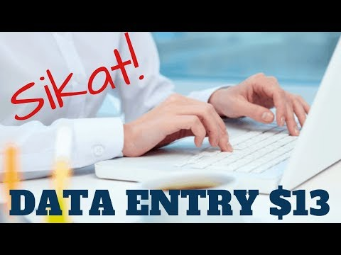 Kumita Ng P20,150 Minimum Sa Data Entry   Typing Jobs Philippines   Homebased Philippines