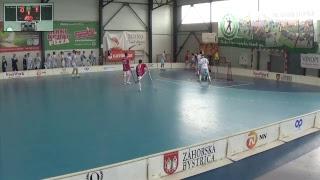 11. 3. 2018 JEX 2. semifinále play off, Tsunami Záhorská Bystrica - 1.FBC Florbal Trenčín, Slov. zväz florbalu