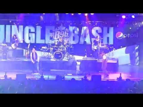 MKTO- Thank You Live at B96 Jingle Bash 2014