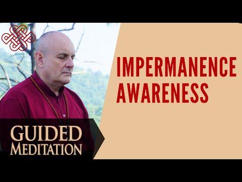 Guided Meditation | Impermanence Awareness