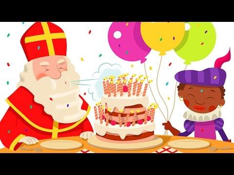 Sinterklaas is jarig - Sinterklaasliedjes Album
