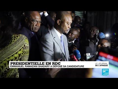 Rd Congo : Emmanuel Ramazani Shadary candidat de la majorité présidentielle