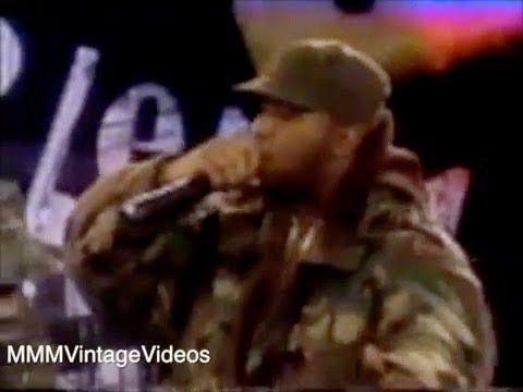 Kool G Rap - Ill Street Blues (Live Performance)