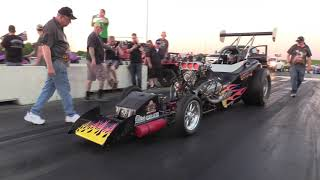 North Star Dragway - Motor Moments - Outlaw Fuel Altereds - April 20th, 2019