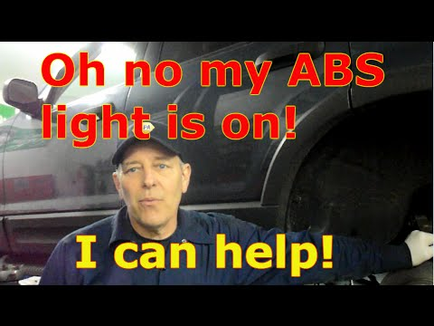 Diagnosis the rear ABS sensor on a Ford Explorer with C1235&Cl236