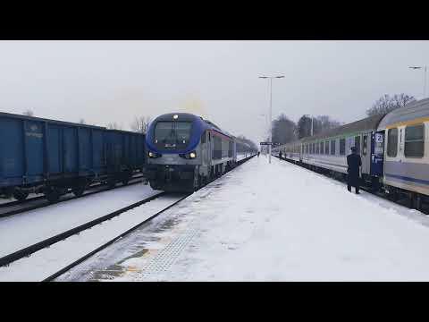 SU160-009 TLK Kiev Express i SU160-010 TLK Inka