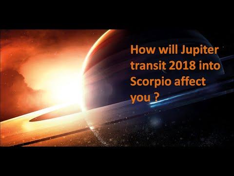 How will Jupiter(Guru) transit 2018 into Scorpio affect you?