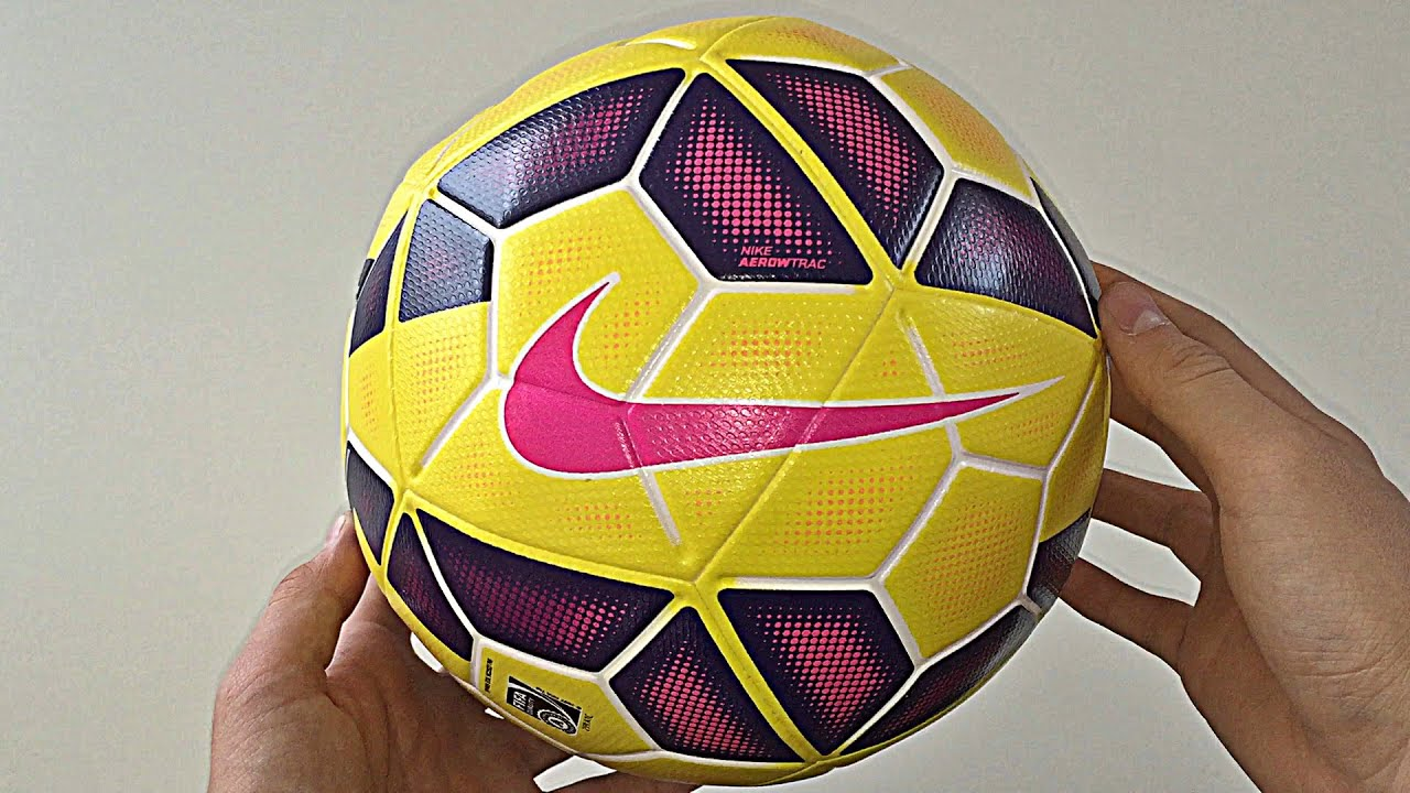 Nike Ordem 2 from Aliexpress!!! Soccer ball review. - YouTube
