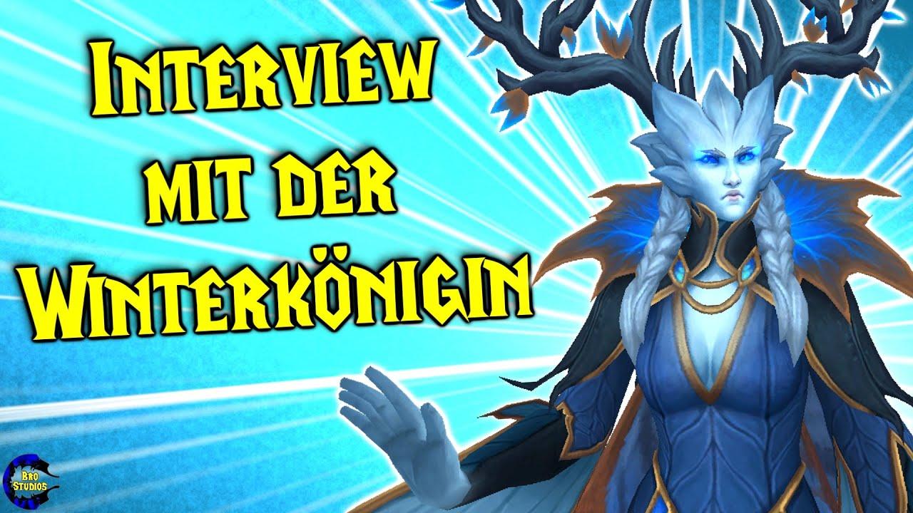 Interview mit der Winterkönigin