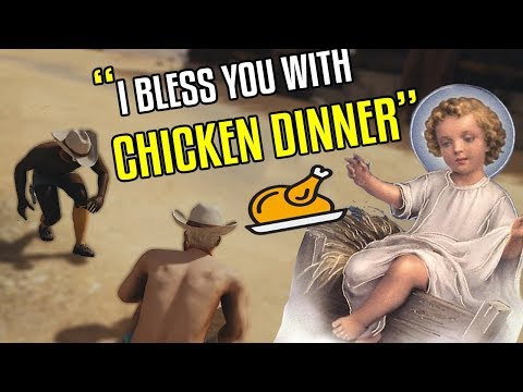 Funny Voice Chat - PUBG - 14 Year Old Jesus