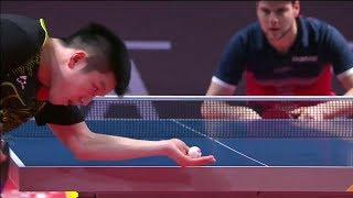 2017 Grand Finals (Ms-Final) OVTCHAROV Dimitrij Vs FAN Zhendong [Full Match/English 720p]