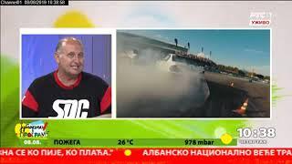 Drift Požarevac 2019 - najava