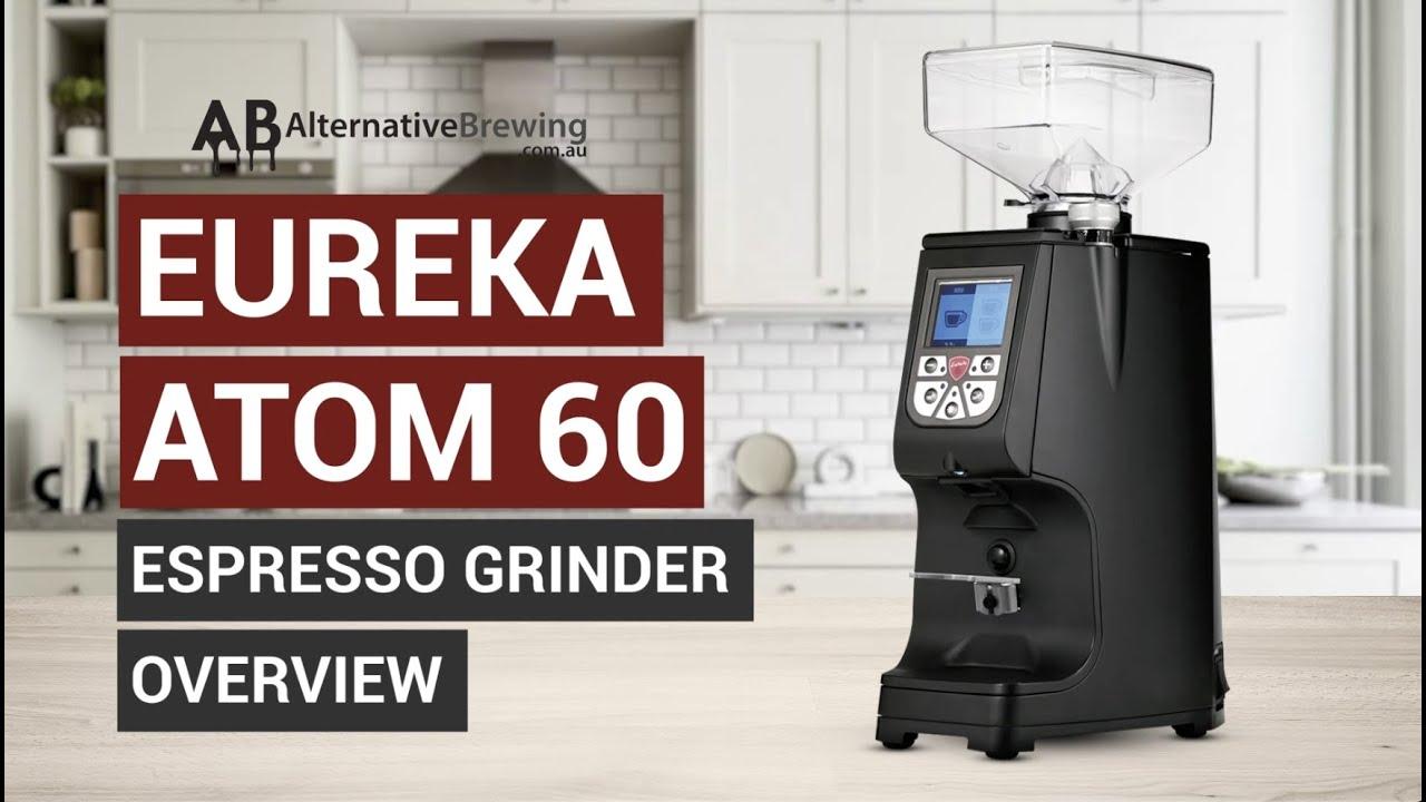 Eureka Atom 60 Espresso Grinder Overview