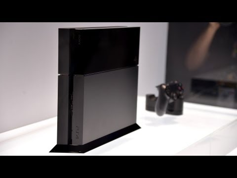 PlayStation 4 实机上手 (PS4 Gameplay)