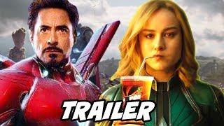 Captain Marvel Movie Origin & Crossbones Return Explained in Avengers 4 & Avengers Infinity War