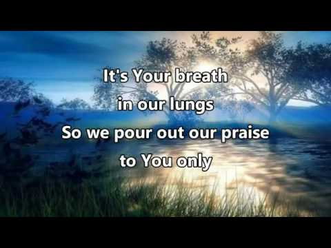 One Sonic Society Great Are You Lord Lyrics