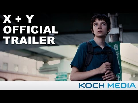 X + Y - Official UK Trailer