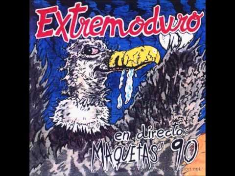 Extremoduro - 04 - Necesito Droga y Amor (Maquetas 90)