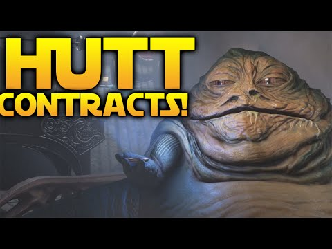 Star Wars Battlefront: OFFICIAL FREE CONTENT TRAILER - Hutt Contracts & Free Weapons!