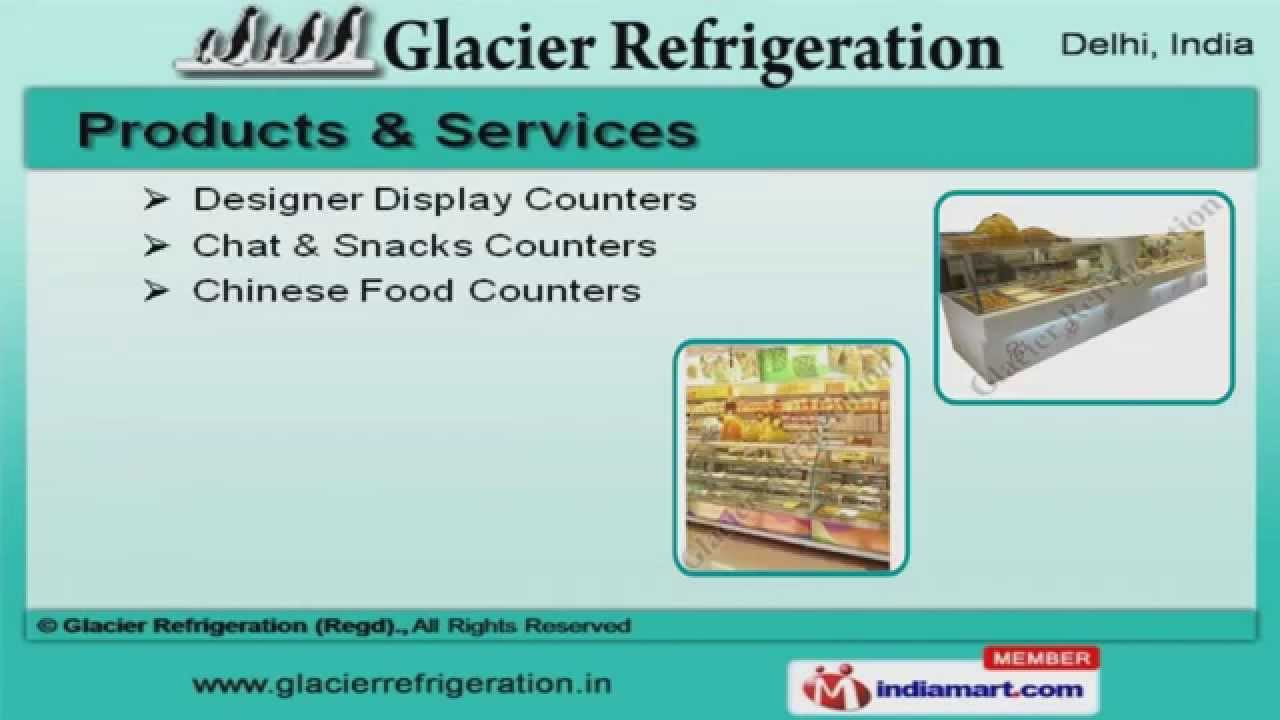Commercial Refrigeration & Kitchen Equipment by Glacier ...
