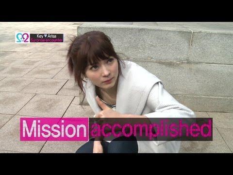 Global We Got Married S2 EP08 Making Film (SHINee Key & Arisa) 140528 (샤이니 키 & 야기 아리사)