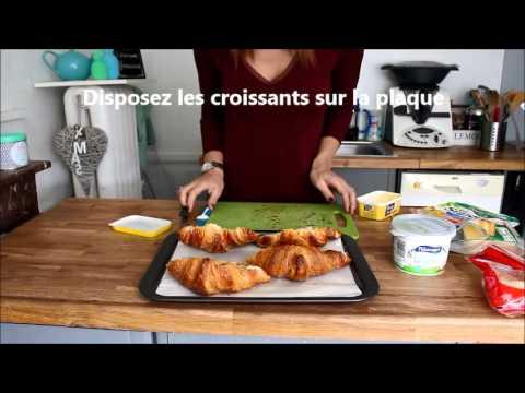 recette-rapide-:-les-croissants-façon-croque-monsieur