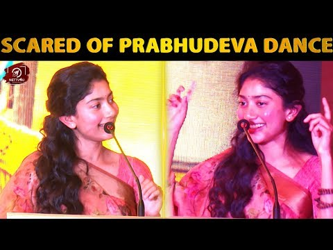 Dhanush Is A Feel Good Actor | Sai Pallavi Speech At Maari 2 Press Meet | Dhanush | Balaji Mohan