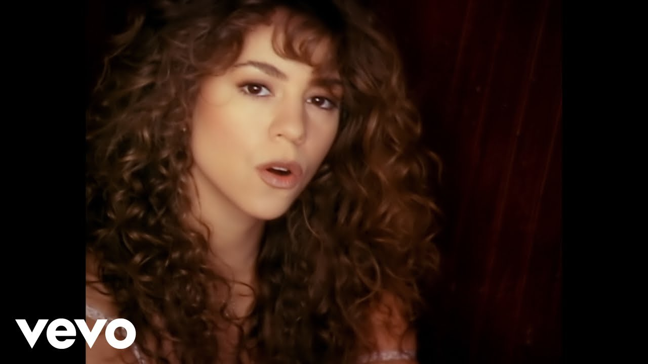 Mariah Carey - I Don't Wanna Cry (Official Music Video)