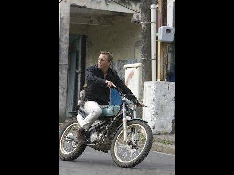 James Bond mi tražio motor