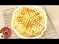 超簡単ワッフルの作り方 クワルクチーズ&レモン の動画、YouTube動画。