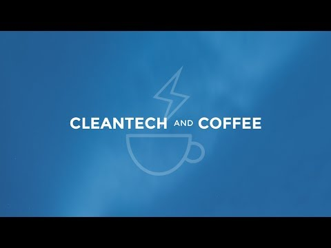 Cleantech and Coffee with our newest Board member Gudrun Giddings