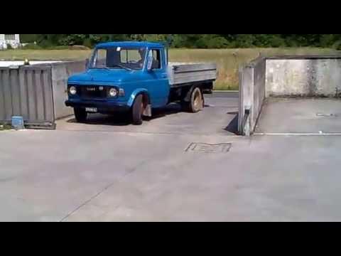 Fiat 616 N3/4 3500 Cc 4 Cilindri  Mezzo Instancabile Carico Con 21 Q Di Terra