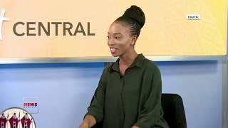 Improving Mental Health Awareness (Chiamaka Asiegbunam)   Breakfast Central   News Central TV
