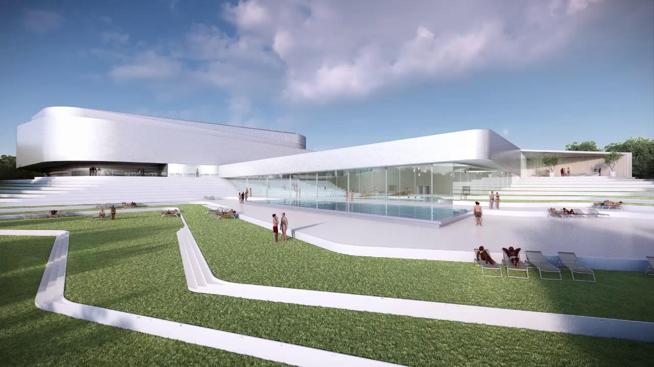 Projet De Salle Multi Activites A Chaumont Porte Par L