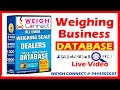 All India Weighing Business Manufacturers | Dealers Database with Full Address Sales +91-9444307037 Mp3