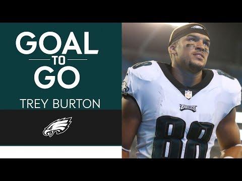 Goal To Go: Trey Burton